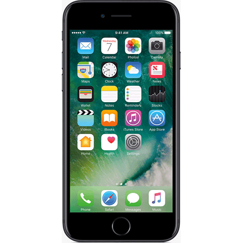Apple Iphone 7 128gb Black Sprint A1660 Cdma Gsm For Sale Online Ebay