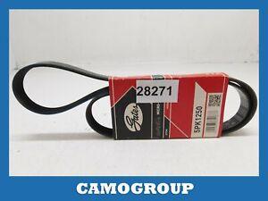 Belt Service V-Ribbed Belt Gates Avensis 2 Corolla Verso 5PK1250