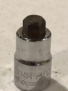 """MAC Tools 10mm allen hex driver socket 3//8/"""" drive  XH10MMBS"""