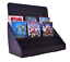 Stand-Store-18-Inch-4-Tier-Cardboard-Greeting-Card-Display-Stand-Black thumbnail 5