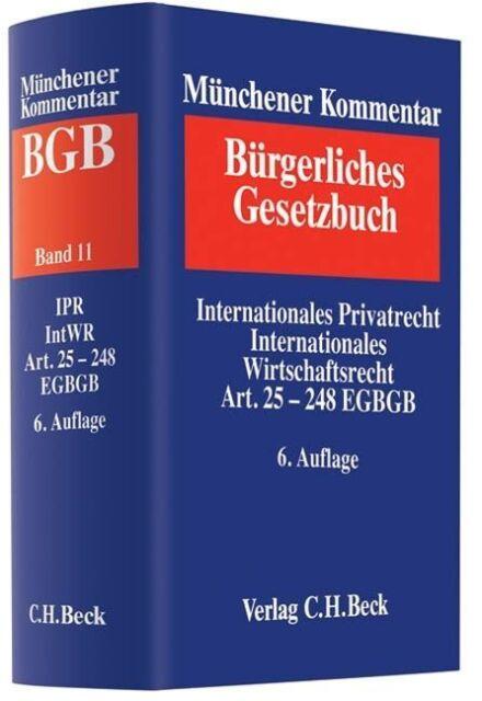 Münchener Kommentar zum Bürgerlichen Gesetzbuch, Band 11,  6. Auflage 2016