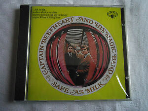 CAPTAIN-BEEFHEART-AND-THE-MAGIC-BAND-SAFE-AS-MILK