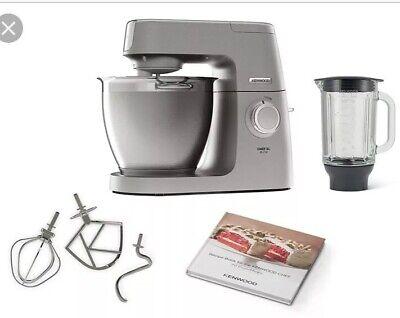 Kenwood Chef Titanium KVC7300S Cuisine Machine neuf livraison gratuite