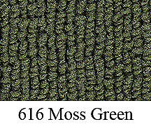 1965-1968 Ford Mustang Carpet Replacement Nylon Coupe CompleteFits