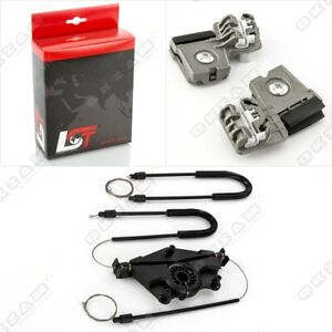 Kit-Reparation-Leve-vitre-avant-Droit-pour-VW-Golf-Mk-IV-4-Bora