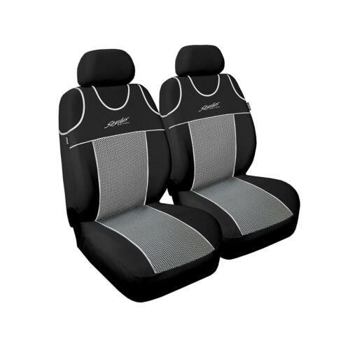 Dacia Sandero Universal Front Sitzbezüge Sitzbezug Auto Schonbezüge Schonbezug