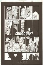 Witching Hour, The #3 p.32 - Bloodied Girl with Gun - 2000 art by Chris Bachalo