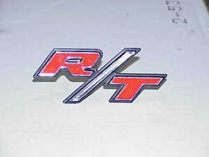 1970 Dodge Challenger R T Nos Mopar Grille Emblem