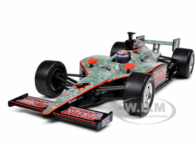2011 Izod Indy J. Hildebrand PANTHER GARDE NATIONALE 1 18 par vertlight 10900