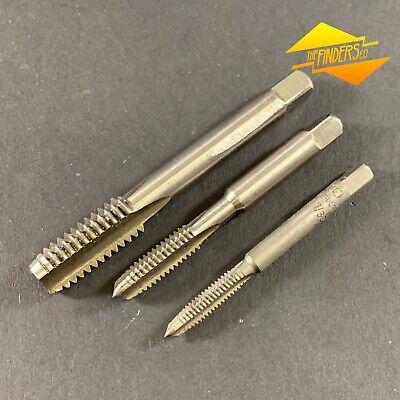 "HSS OD 1/"" split screw adjustable Die button UNC NC NO.8-32 M2 TS"