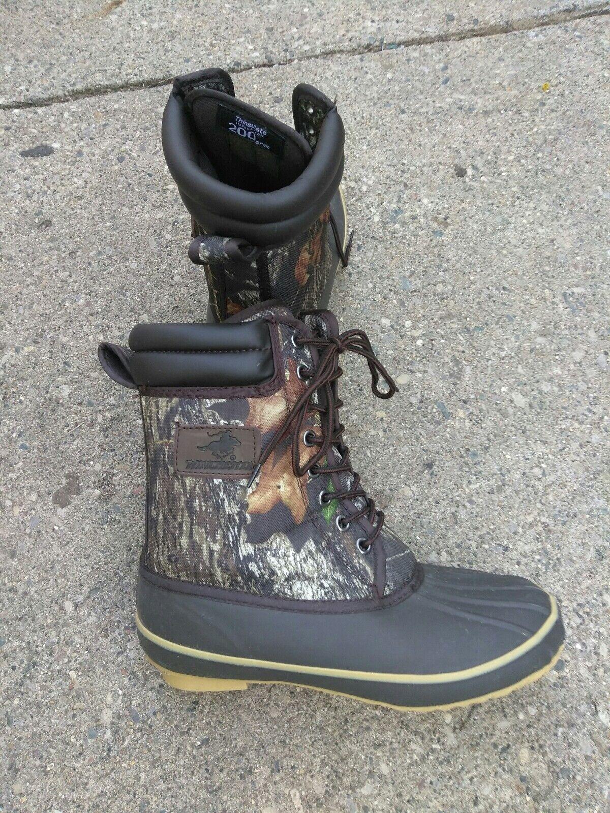 Winchester  men boots