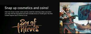 Sea of Thieves Ocean Crawler Bundle DLC Code Xbox ONE / Windows 10