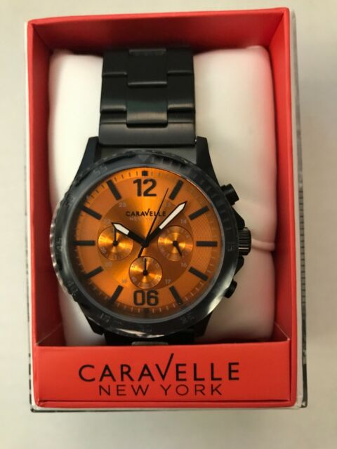 Caravelle by Bulova Watch (Brand New) Mens Watch