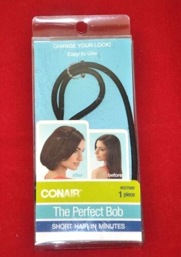 WOW Set Of 2 NEW Conair The Perfect Bob Short Hair In Minutes 1 Piece Kit
