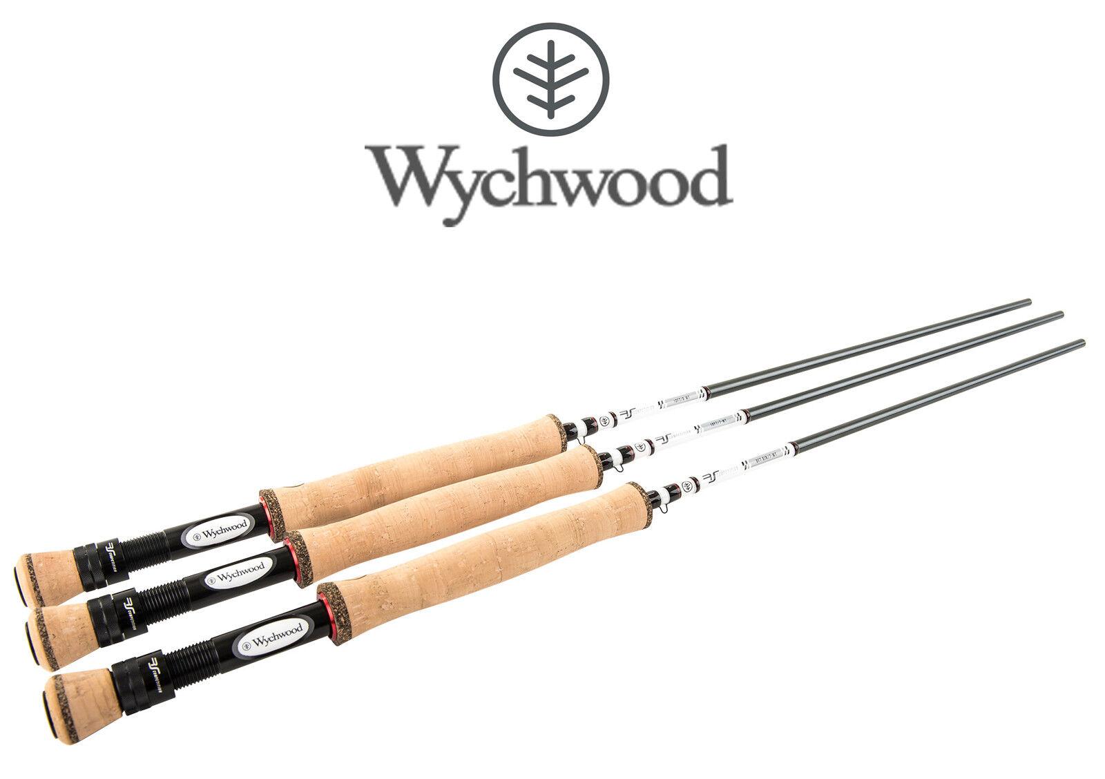 Wychwood Rs Wettbewerb Fliegenrute Alle Größen Forelle Forelle Forelle Lachs Reservoir Fischen 85cb13