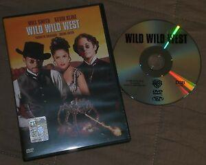 Wild-Wild-West-Will-Smith-Kevin-Kline-DVD-1999-COME-NUOVO