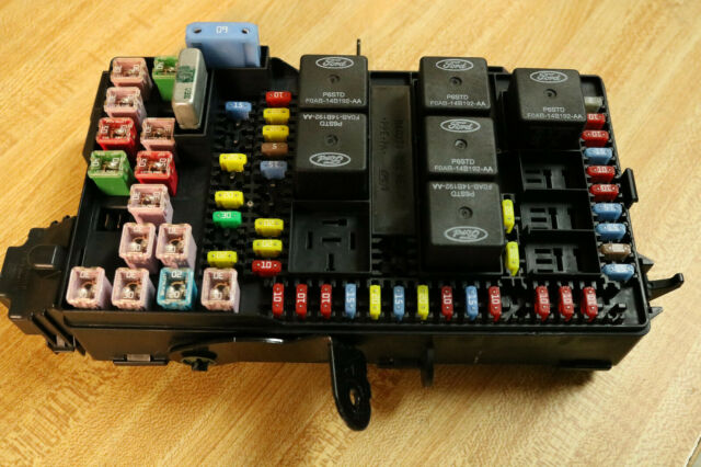 2003 03 Ford F250 F350 250 350 Super Duty Smart Junction