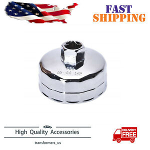 New 65MM 14Flute Oil Filter Cap Wrench Tool 07AAA-PLCA100 Fit For HONDA ACURA