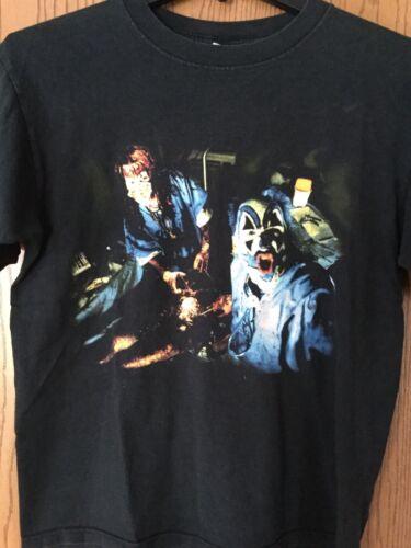 Insane Clown Posse.   Shirt.   Blue.   M
