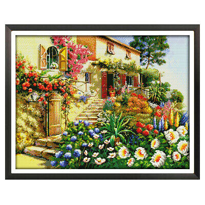 Dogs Dimensions Cross Stitch Kit for Kids Children 11CT 14CT Birthday Gift