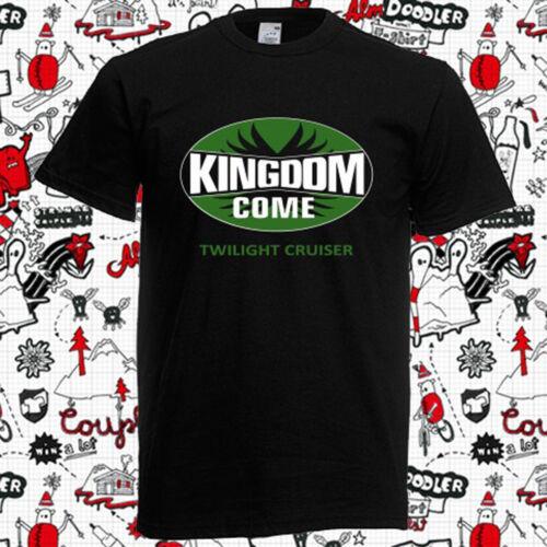 New Kingdom Come Twilight Cruiser Rock Band Men/'s Black T-Shirt Size S to 3XL