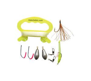 BCB Liferaft Fishing Kit Survival Ultralight Pocket Sized Emergency Tackle Set