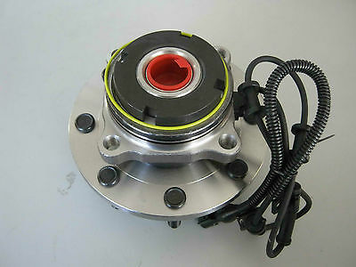 FORD F250 F350 RM RN Front Wheel Bearing HUB Assembly 03-04 LH=RH Fine Thread