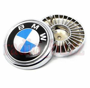 badge embleme bmw x1 x3 x5 x6 capot coffre volant logo tuning mtec carbone ebay. Black Bedroom Furniture Sets. Home Design Ideas