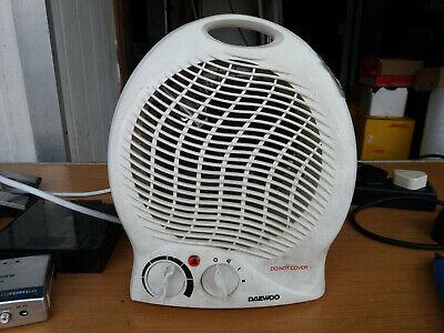 Daewoo Electric Fan Heater HEA1138 (492
