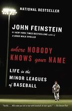 Where Nobody Knows Your Name : Life in the Minor Leagues of Baseball by John...