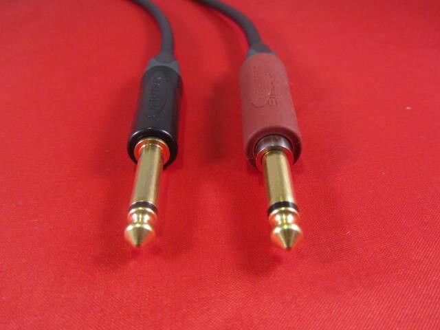 25 ft Mogami guitar Cable Con Con Con Conectores Neutrik 1 4  Ts Silent Plug.  soporte minorista mayorista