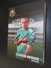 61048 Steffen Hofmann Rapid Wien original signierte Autogrammkarte