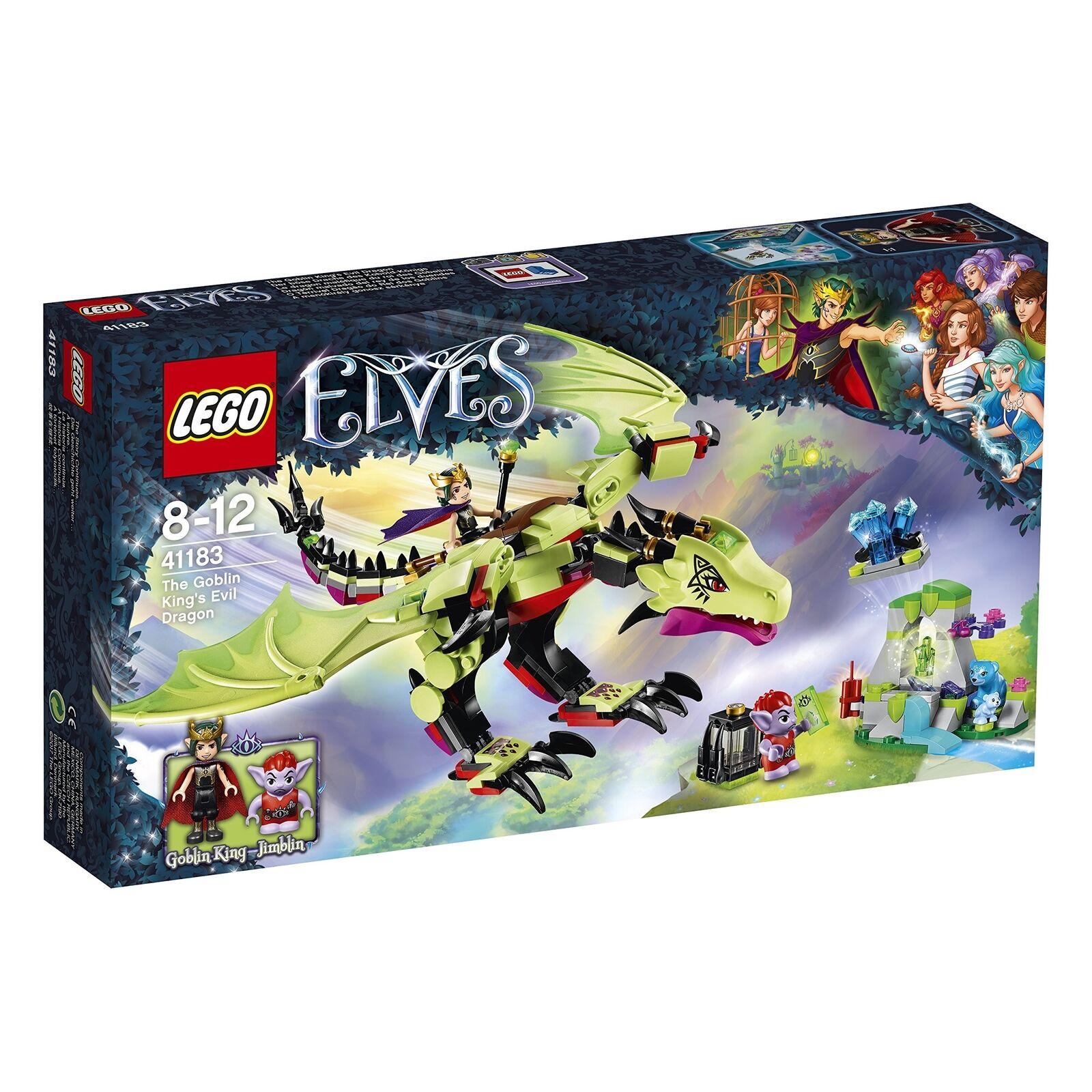 LEGO 41183 The Goblin King's Evil Dragon