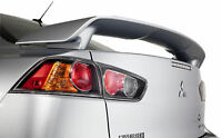 Painted Mitsubishi Lancer Factory Spoiler 2008-2013