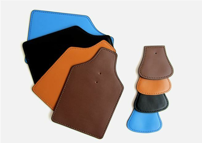 Brompton Leather Mudguard Vintage Folding Bike Accessories 4colors Free Shipping
