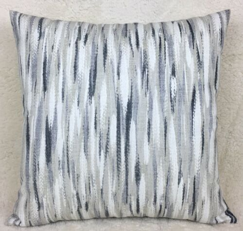 Impression par Fryetts Tissu Housse De Coussin Abstract Handmade double face.