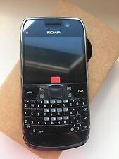 Nokia E6-00 - 8GB - Black (Unlocked) Smartphone