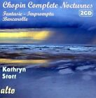 Chopin Complete Nocturnes Kathryn Stott Audio CD