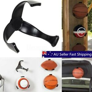 4x-Practical-Ball-Claw-Basketball-Hand-Holder-Wall-Mount-Display-Case-AU-AA