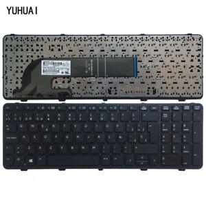 Original-New-for-HP-ProBook-450-G0-450-G1-455-G1-SP-Spanish-Keyboard