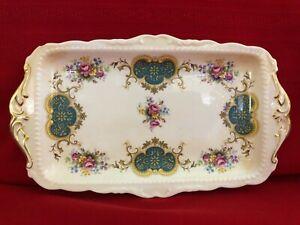 Royal-Albert-Berkley-11-1-2-034-x-6-7-8-034-Serving-Platter-Has-Chip