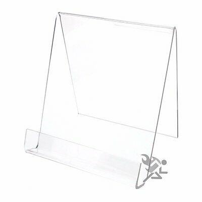 Qty: 1 Coins /& Currency Minerals OnFireGuy 3 Rectangular Display Stand Easels for Large Belt Buckles Tablets