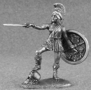 Miniature-Female-Figure-Amazon-Woman-Warrior-1-32-Sculpture-Toy-Soldiers-54mm