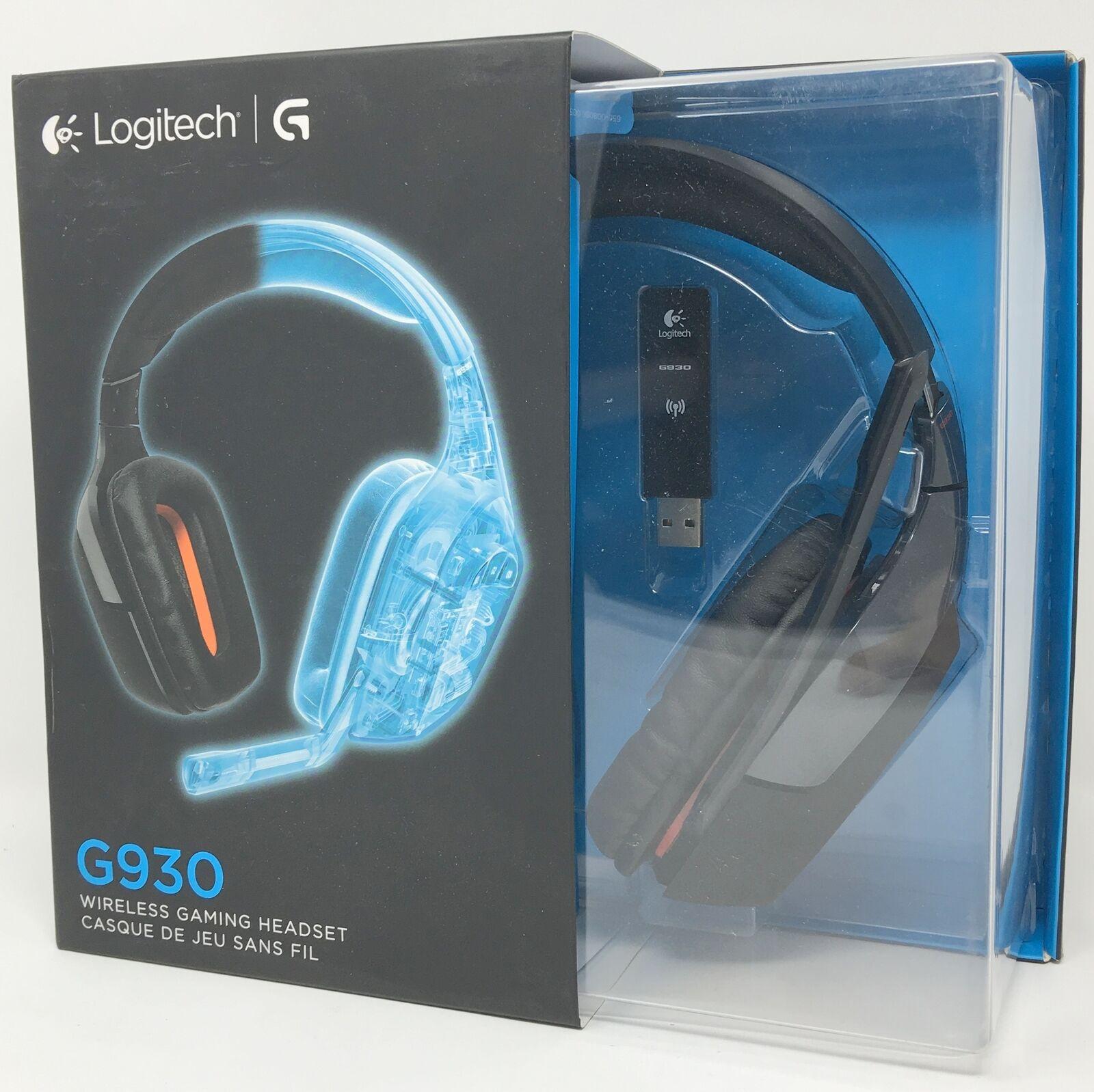 LOGITECH HEADSET G930 TREIBER