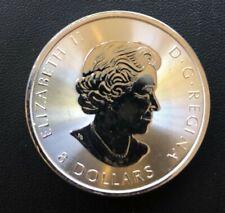 2016 1.5oz Canadian Silver White Falcon $8 Coin 9999 Fine Brilliant Uncirculated