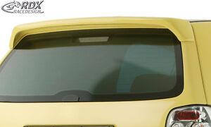 RDX-Dachspoiler-VW-Polo-6N-Heckspoiler-Dachkantenspoiler-Dach-Heck-Fluegel-Hinten