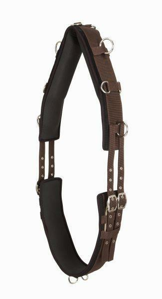 Performers 1st Choice PVC Nyloprene Surcingle  Web Pad Training Aid Horse  no hesitation!buy now!