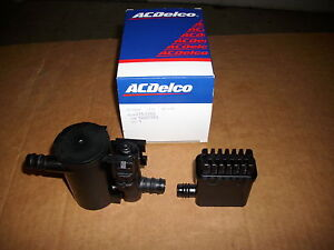 Vapor Canister Vent Solenoid ACDelco GM Original Equipment 214-2082