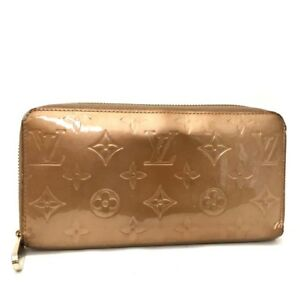 152028c0166f Image is loading Louis-Vuitton-Vernis-Enamel-Patent-Leather-Zippy-Zip-