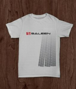 Saleen-Tire-Track-T-Shirt-White-XL